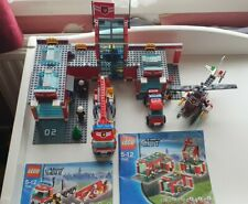 Lego City 7945 Fire Station plus Helicopter