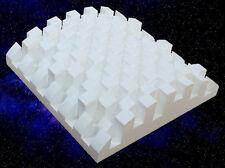 Sonitus BigFuser II Skyline Diffuser Raum Akustik 3 Stück Weiß White Dämmung