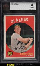 1959 Topps Al Kaline #360 BVG 8 NM-MT