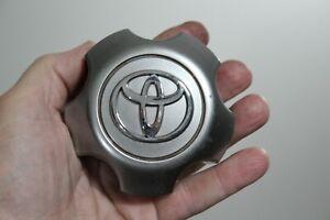 2001 02 03 04 05 06 2007 Hyper Silver Toyota Highlander alloy wheel center cap