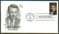 2002 CARY GRANT - Actor Movie ~ ART CRAFT FIRST DAY COVER