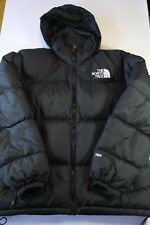 The North Face Goose Down Puffer Jacket Size L black 700