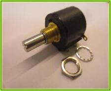 BOURNS 10 Turn Precision Potentiometer 1K 1KOhm 2W  6,3mm Achse 1 Stück