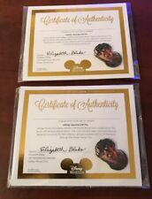 Disney VIP Certificate of Authenticity Pin - Infinity Gauntlet