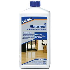 Lithofin MN Glanzsiegel Versiegelung  Marmor, Natur- und Betonwerkstein 1 Liter