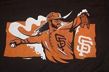 Shirt Johnny Cueto San Francisco SF Giants SGA 7/9/16 XL Brand New