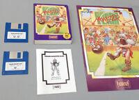 Grand Monster Slam with Poster (Rainbow Arts, 1989) - Atari ST