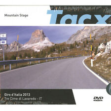 New TACX Film Video Train DVD Mountain Stage Giro d'Italia Tre Cime di Lavaredo