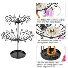 Jewelry Holder Organizer Bracelet Necklace Earring Stand Rotating Display Rack G