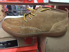 Timberland Nuevo Piel de ante ante Gr: 40 Nuevo Mercado Chukka Zapatillas Botas