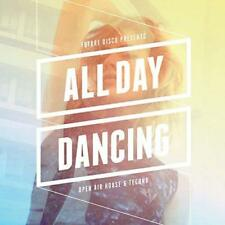 FUTURE DISCO PRESENTS: ALL DAY DANCING (2014) 25-track 2xCD album NEW/SEALED