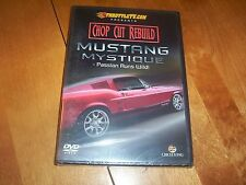 MUSTANG MYSTIQUE Ford Muscle Pony Car Classic Cars Rebuild Speed Channel DVD NEW