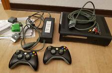 Microsoft XBox 360 Elite 120GB Schwarz Spielekonsole (PAL) mit 10 Spielen