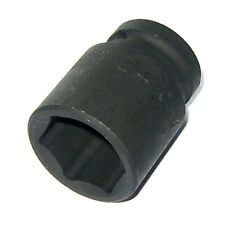 "Bahco 24mm Impact Socket 1/2"" Drive Hexagon 6 Point HEX Metric 44mm Long"