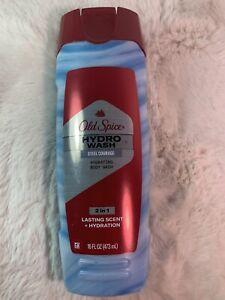 Old Spice Hydro Wash Steel Courage Body Wash 16 oz