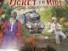Ticket to Ride Heart Africa Expansion Collection 3 Days of Wonder Board Game New