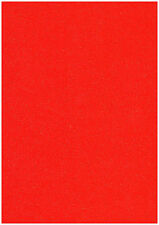 Pack Of 20 SHEETS Red A4 Stardust Glitter Paper Craft Shimmer Scrapbook 120gsm