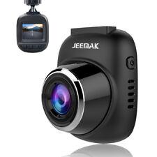 JEEMAK DashCam FHD 1080P Car Camera 12MP Video DVR Recorder Anti-Shake G-sensor