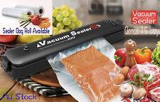 Automatic Vacuum Sealer Food Packing Machine with Vacuum Food Bags Storage Bag