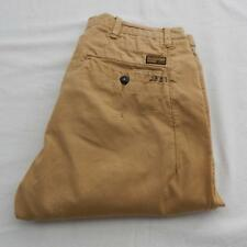 G-Star Bronson Chino Tapered Leg Jeans Size 12 Waist 31 Leg 34 Zip Fly (M1089)
