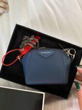 (SEND OFFERS) Givenchy Antigona - Mini Bag Midnight Blue