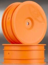 NEW DE Racing Speedline Buggy Wheels B4.2/RB6 Front Orange DER-SB-AFO