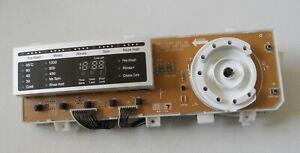 Genuine Daewoo Washing Machine Control Main Module PCB PRPSSWB215