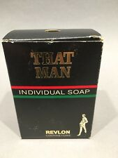 Revlon That Man individual Soap Seife 150 Gramm