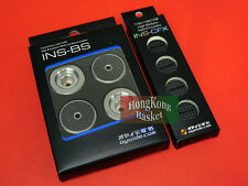 New in Box Oyaide INS-BS multi-use base & INS-CFX hybrid carbon insulators Combo