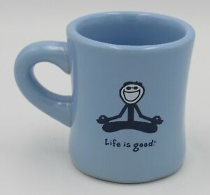 "Life Is Good ""Do What You Like, Like What You Do"" - Yoga Coffee Mug"