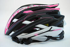 Cannondale Cypher Bicycle Helmet Black/Pink/White 58-62cm Large/Extra Large