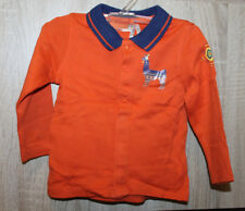 Baby Junge Shirt Orchestra Gr.74 Orange (184)