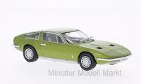 #084 - Whitebox Maserati Indy - metallic-hell-grün - 1971 - 1:43