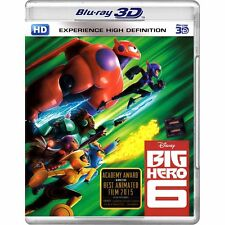Big Hero 6 (Blu-ray 3D) [All Region] (Available Now)