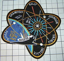S039 NASA STS-134 Space Shuttle Mission Patch  Endeavour SPACE PATCH 4-3/4