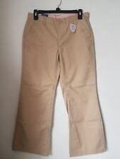 Gap Girls Gapshield Boot Cut Pants SZ 14 Plus 14+ NEW