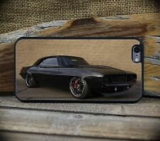 black 69 Camaro- iPhone 6 or 6S+ custom phone case