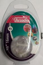 ARCADIA T5 AQUARIUM VIVARIUM PLASTIC CLIPS FOR ATTACHING T5 LIGHT TUBES