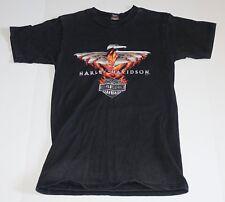House Of Harley-Davidson 2002 Milwaukee, Wisconsin T-Shirt Graphic Logo Size - M