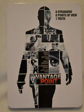 Vantage Point DVD Steelbook Great Condition