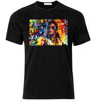 Michael Jackson  - Graphic Cotton T Shirt Short & Long Sleeve