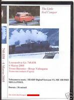 DVD No 4 - Locomotiva 740-038 Bassano - Borgo Valsugana                       aa