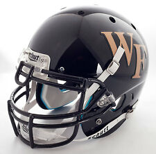 WAKE FOREST DEMON DEACONS Schutt AiR XP Authentic GAMEDAY Football Helmet
