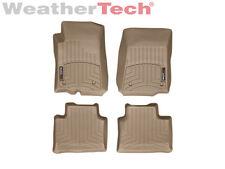 WeatherTech Floor Mats FloorLiner for Pontiac G8 - 2008-2009 - Tan