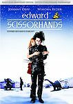 EDWARD SCISSORHANDS (DVD, 2005, Canadian) New / Factory Sealed / Free Shipping