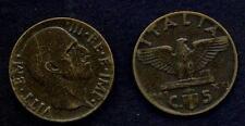 5  Centesimi 1943  conservazione BB