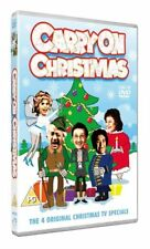 Carry On Christmas Specials DVD &