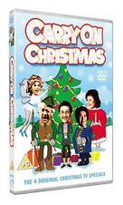 Carry On Christmas - The 4 Original Christmas TV Specials [DVD]