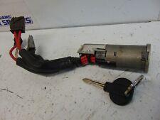 Citroen Saxo Mk1 96-99 Ignition barrel steering lock and Key