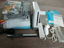 Nintendo Wii White Console Bundle with Gamepad